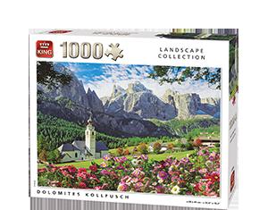 Generic 1000pcs Dolomites