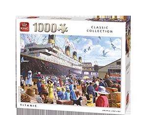 Generic 1000pcs Titanic