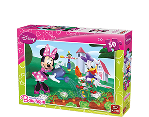 Disney 50pcs Bow-tique A+B Ass 2