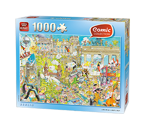 Comic 1000pcs Berlin