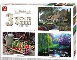 Compendium 3in1 Garden Collection