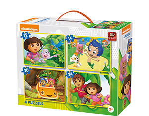 Nick Jr  4in1 Koffer
