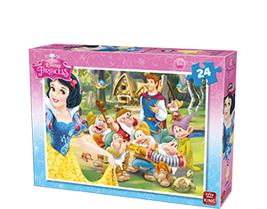 Disney 24pcs SnowWhite A+B Ass 2