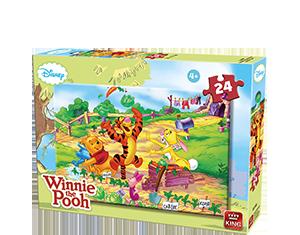 Disney 24pcs Winnie The Pooh A+B Ass 2