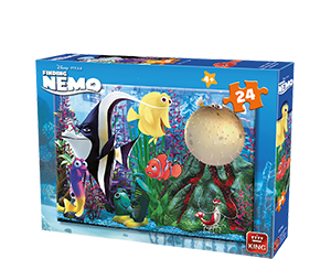 Disney 24pcs Finding Nemo A+B Ass 2