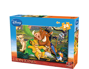 Disney 24pcs Lion King A+B Ass 2