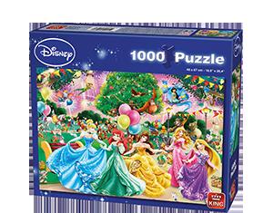 Disney 1000pcs Fireworks