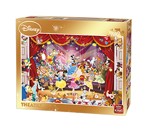 Disney 1500pcs Theatre