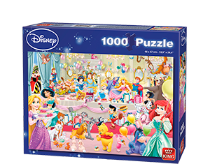 Disney 1000pcs Birthday Party