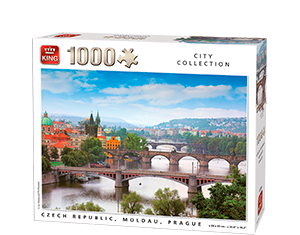 Generic 1000pcs  Moldau Prague