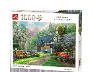 Generic 1000pcs Cottage Pub