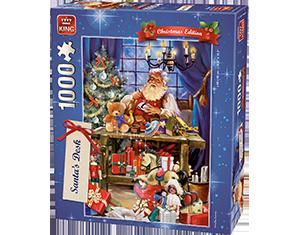 Generic 1000pcs Santa's Desk