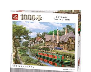 Generic 1000pcs Cottage Canal