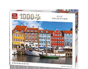 Generic 1000pcs Kopenhagen