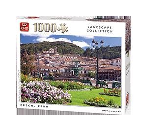 Generic 1000pcs Cuzco Peru