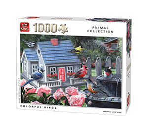Generic 1000pcs Birds