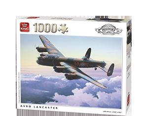 Generic 1000pcs Avro Lancaster