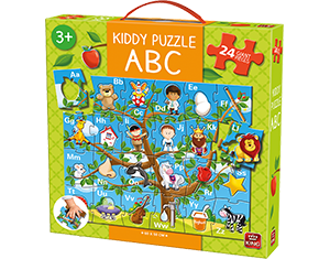 Kiddy ABC Giant Puzzle