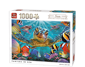 Generic 1000pcs Turtle