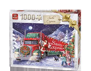Generic 1000pcs Santa Express