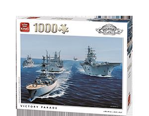 Generic 1000pcs Victory Parade