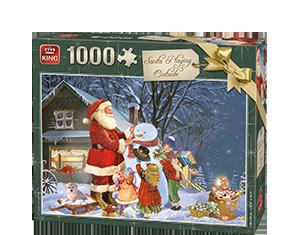 Generic 1000pcs Santa Relaxing