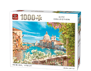 Generic 1000pcs View Of Venice
