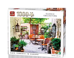 Generic 1000pcs Cafe Terrace