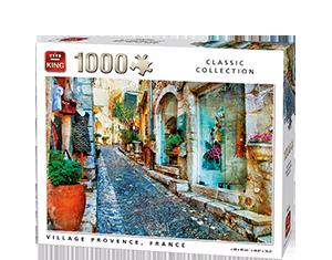 Generic 1000pcs Village Provence