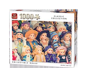Generic 1000pcs Collectible Dolls