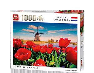 Generic 1000pcs Windmills View