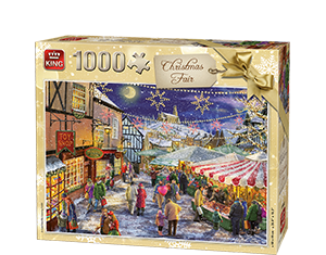Generic 1000pcs Christmas Fair