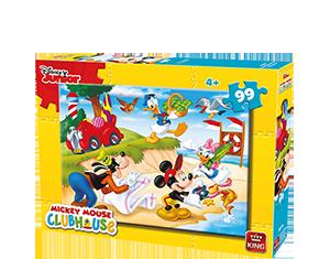 Disney 99pcs Mickey Mouse A+B Ass 2