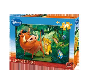 Disney 99pcs Lion King A+B Ass 2