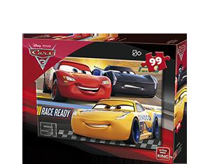 Disney 99pcs Cars 3 A+B Ass 2
