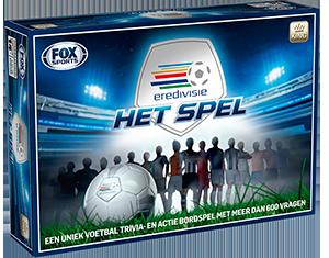 Het Eredivisie Voetbalspel