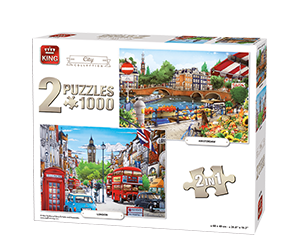 Compendium 2in1 City Illustrated