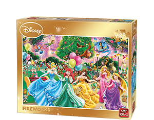 Disney 1500pcs Fireworks