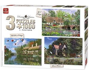 Compendium 3in1 Cottage Collection