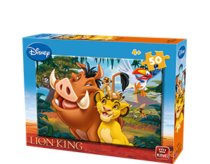 Disney 50pcs Lion King A+B