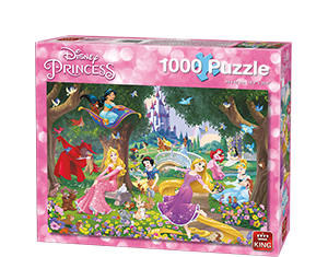 Disney 1000pcs A Beautiful Day