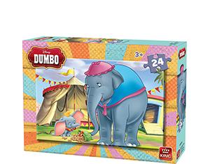 Disney 24pcs Dumbo A+B