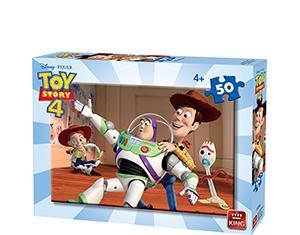 Disney 50pcs Toy Story IV A+B