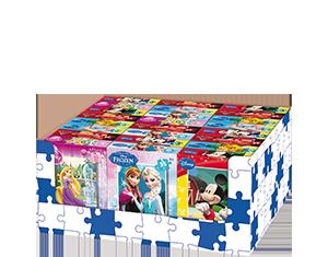 Disney CDU 35pcs Mix II