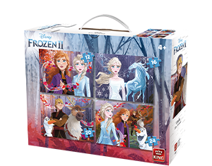 Disney 4in1 Koffer Frozen II