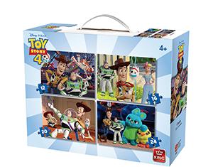 Disney 4in1 Koffer Toy Story IV