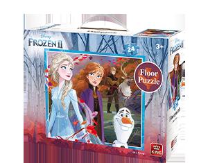 Disney 24pcs Floorpuzzle Frozen II