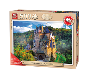 Puzzel Plus 500pcs Burg Eltz Castle