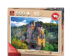 Puzzel Plus 500pcs Burg Eltz Castle