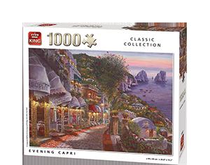 Generic 1000pcs Evening Capri